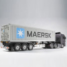 40FT CONTAINER SEMI-TRAILER 3-AXLE CONTAINER TRAILER | 56326-000
