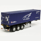 NYK 40FT CONTAINER SEMI-TRAILER | 56330-000