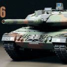 R/C LEOPARD 2 A6 with OPTION KIT | 56020-600