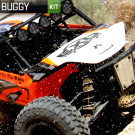 EXO TERRA BUGGY 1/10th Scale Eletric 4WD-Kit | AXIC9015