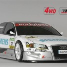 Sportsline 4WD-530 Audi A4 DTM, RTR, painted Siemens | FG154148R