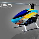 FUSION 50 FLYBARLESS PRO KIT | KR50F02