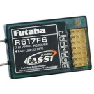R617FS 7-CHANNEL 2.4GHz FASST RECEIVER   05102405-3