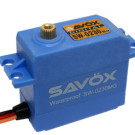 SAVOX WATERPROOF HV METAL GEAR DIGITAL | SW-0230MG
