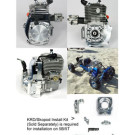 SKOPOD/KRD 62CC ENGINE FOR HPI BAJA 5B/5T (Requires Install Kit for Use) | DBB950