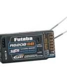 R6208SB 8-CHANNEL 2.4GHz FASST HIGH-VOLTAGE RX | 05102509-1