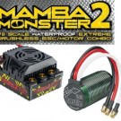 MONSTER 2 1:8TH 25V ESC WATERPROFF W/ 2200KV | CC010-0108-01