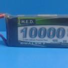 LIPO BATTERY 11.1V 10000mAh 20C for Hornet   31035