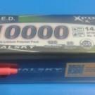 LIPO BATTERY 14.8V 10000mAh 12C | 31036