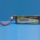 LIPO BATTERY 14.8V 10000mAh 20C   31264