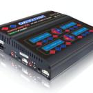 CHARGER FOR LIPO/LIFE/NiMH/NiCd/Pb (AC/DC)-80W X 4 LIPOS | Q6320AC