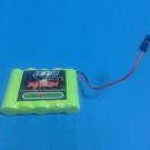BATTERY TX 2500mAh 6.0V | KT2500-6.0V