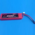 LiPo BATTERY 5100mAh 11.1V 3S 35C (for SAVAGE FLUX HP) | KT5100