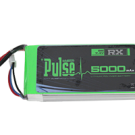 PULSE LiPo 5000mAh 7.4V (RECEIVER BATTERY) | PLURX-50002