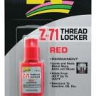 ZAP Z-71 THREAD LOCKER (RED) | PT-71