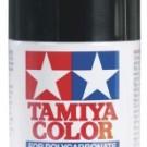 Tamiya Polycarbonate Spray Black | PS-5