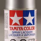 Tamiya Polycarbonate Spray Silver | PS-12