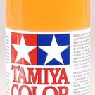 Tamiya Polycarbonate Spray Fluorescent Orange | PS-24