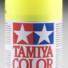 Tamiya Polycarbonate Spray Fluorescent Yellow | PS-27