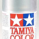 Tamiya Polycarbonate Spray Bright Silver | PS-41