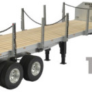 FLATBED SEMI-TRAILER | 56306-600