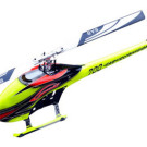 GOBLIN 700 COMPETITION YELLOW/ORANGE (With main Blades & Tail Blades) | SG704