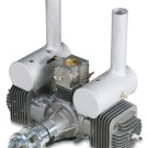 DLE-170 GASOLINE TWIN ENGINE | DLE170