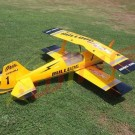 PITTS 30CC V4-YELLOW | GW-CU241B