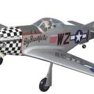 P-51D MUSTANG ARF | TOPA0700