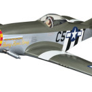 P-51D MUSTANG ARF | TOPA0950