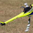 GOBLIN 380 Yellow/Blue (w/ main and tail blade) | SG381