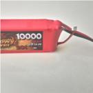 LIPO BATTERY 14.8V 10000mAh 20C JST-XHR | BP1000020C