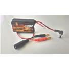 LIPO BATTERY 1000mAh 30C FOR FATSHARK GOOGLE | BP100030C