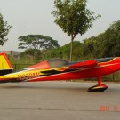 100CC CF VERSION EXTRA 330SC (RED/BLACK/SILVER/YELLOW) | EXTRA330SC-107-02