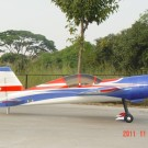 50CC CF VERSION YAK54 (BLUE/RED ARROW) | YAK54-87-CH8