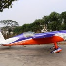 50CC CF VERSION EXTRA 330SC (ORANGE PURPLE CHECKER) | EXTRA330SC-87-10