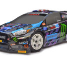 KEN BLOCK WR8 FLUX WITH FORD FIESTA ST RX43 BODY | HPI115383