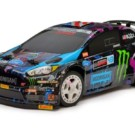 KEN BLOCK FORD FIEST RX43 MICRO RS4 | HPI115387