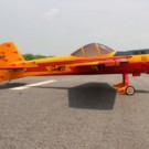 YAK55M 100-120CC RED/YELLOW STAR | YAK55M-107-02