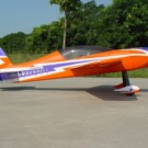 SBACH342-107 CF VERSION 100CC S-05 ORANGE/PURPLE THUNDERBOLT | SBACH342-107-05