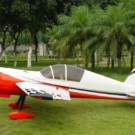 YAK54 50CC RED/WHITE/THUNDER-05 | YAK54-87-05