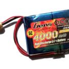 LIPO BATTERY RX/TX (DX7/DX8) 7.4V 2S1P 4000mAh | GEN7.4V-4000TX