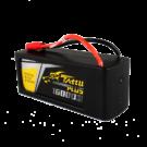 LIPO BATTERY TATTU PLUS 16000mAh 22.2V 15C 6S1P (w/ POWER INDICATOR) | TATTU16000