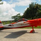 YAK55M 50CC CF VERSION-SCHEME 06 (RED/WHITE/BLACK) | YAK55M-88-06