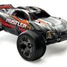 Rustler VXL RTR with TSM | 37076-3