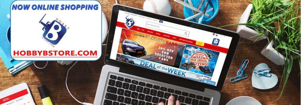 online shopping Hobbybstore.com