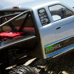 SCX10 TRAIL HONCHO 1/10TH SCALE ELECTRIC 4WD-RTR | AXID9022